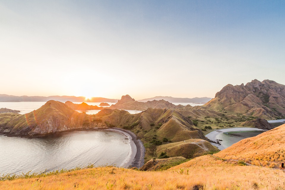 Découvrez l'incroyable parc national de Komodo.